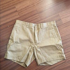 Tan Men's Shorts